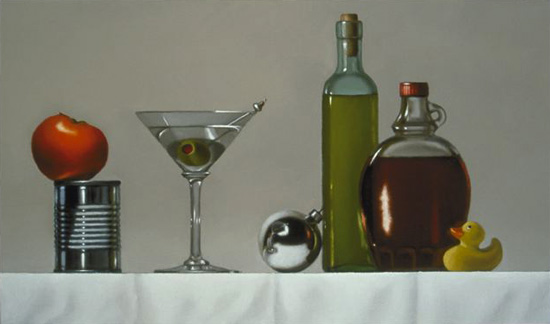 Gin is from Juniper ©2005