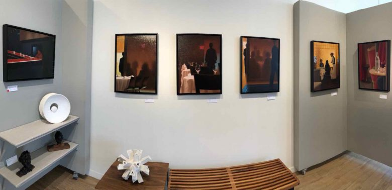 """""""On the Town"""" Series in """"Something More"""" Exhibition"""